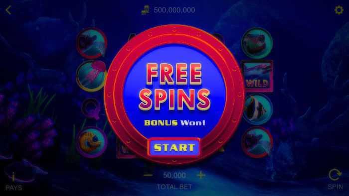Free spins in games and internet casino no deposit free spins bonus